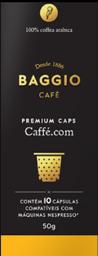 Café Caps Caffe.Com Baggio C/10 Capsulas