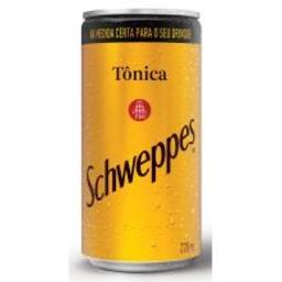 Água Tonica Schweppes Lt 220ml