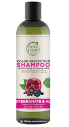 Shampoo Prot Cores Roma E Acai Petal Fresh 355Ml