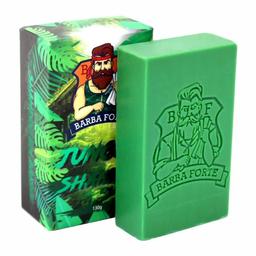 Shampoo Em Barra Barba Forte Jungle 130g G