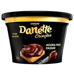Sobremesa Lact Chocolate Criacoes Danette 200g