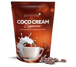 Coco Cream Capuccino Pura Vida 250G