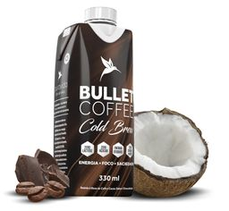 Bullet Coffee Pura Vida 330ml