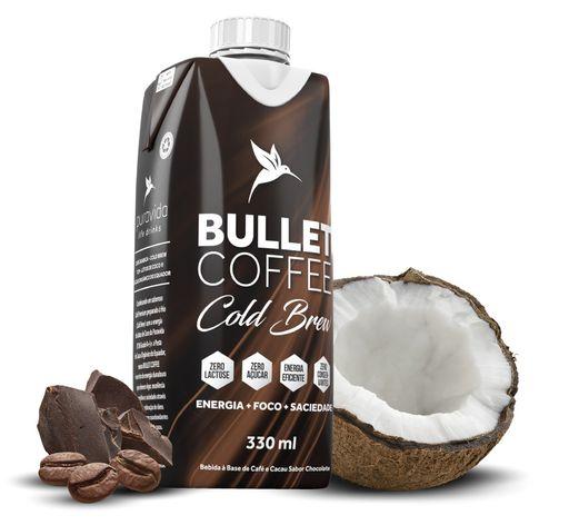 Bullet Coffee Pura Vida 330ml