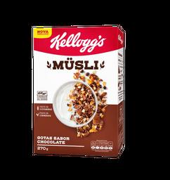 Cereal Maçã E Passas Muslix 270g