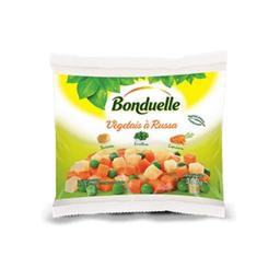 Vegetais A Russa Congelado Bonduelle 300g