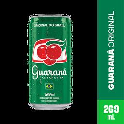 Refrigerante Guarana Antarctica Lt 269Ml