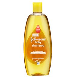 Shampoo Johnson's Baby Regular 400mL