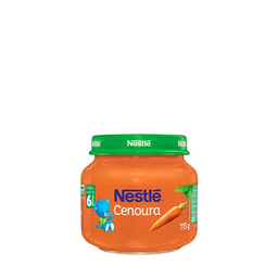Papinha Cenoura Nestle 115g