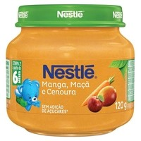 Papinha Mag Mac Cen Nestle 120g