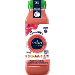 Smoothie Pink Delicious Natural One 300ml