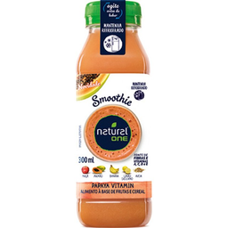 Smoothie Papaya Vitamin Natural One 300ml