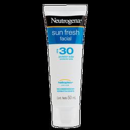Protetor Solar Neutrogena S Fres Facial Fps30 50ml