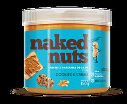 Pasta De Castanha De Caju Com Canela Naked Nuts 45