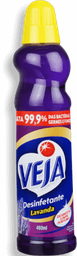 Desinfetante Lavanda Veja 480ml