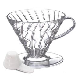 Suporte Filtro Cafe Hario V60-01 Transparente