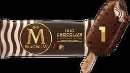 Picolé Trio Chocolate Magnum 90ml
