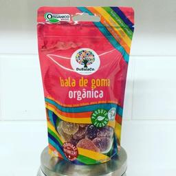 Bala De Goma Orgânica  Sabor Frutas Vermelhas Dubal