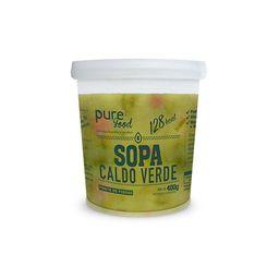 Sopa Caldo Verde Purefood 400g