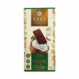 Chocolate Ao Leite De Coco 50% Choc 80G