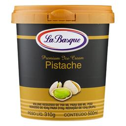 Sorvete Pistache La Basque 500ml