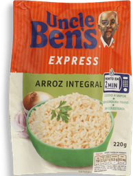 Arroz Integral Express Uncle Bens 220g