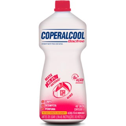 Alcool Coperalcool Bacfree Mimo 1Lt