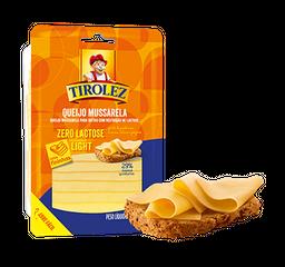 Queijo Mussarela Light Ft Zero Lactose Tirolez 150g