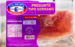 Presunto Serrano Ft Salamanca 100G