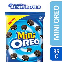 Biscoito Recheado Mini Oreo 35g
