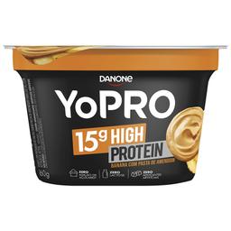 Iogurte Protein Bana/Past Ame Yopro Danone 160g