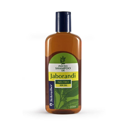 Shampoo De Jaborandi Schraiber 250Ml