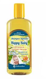 Shampoo Infantil Happy Baby 250Ml