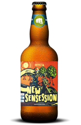 Cerveja Invicta New Sensession Ipa 500ml