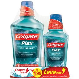 Anti Sept Bu Colgate Plax Ice Infinity Lv500 Pg350