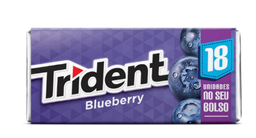 Trident 18S Blueberry 306G