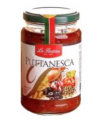 Molho Italiana  Putanesca La Pastina 320g