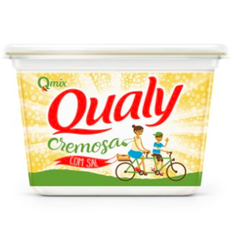Margarina Vegetal Com Sal Qualy Sadia 500g