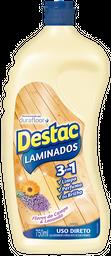Limpador Pisos Laminados Destac 750ml