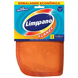 Flanela Flanex Limppano P