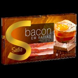 Bacon Fatiado Sadia 250g