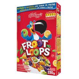 Cereal Frut Milho/Aveia Froot Loops 230g
