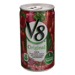 Suco Usa V8 Vegetais Campbells 163Ml