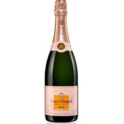 Espumante Francês  Veuve Clicquot Brut Rose 750ml