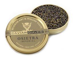 Caviar Ita Giaveri Ossetra Classic 50G