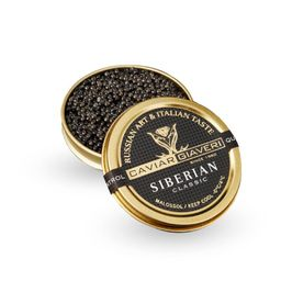 Caviar Ita Giaveri Siberian Classic 50G