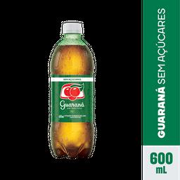 Refrigerante Guarana Zero Antartica Pet 600ml