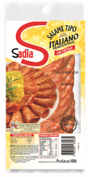 Salame Italiana  Sadia F 100g