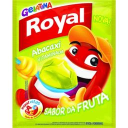 Gelatina Abacaxi Royal 25g