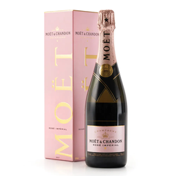 Espumante Francês  Moet Chandon Imperial Rose 750ml